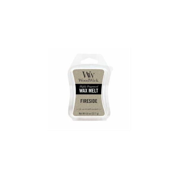 WoodWick Fireside Mini Wax Melt