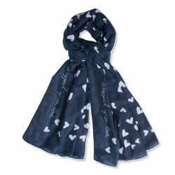Katie Loxton Wrapped Up In Love Scarf
